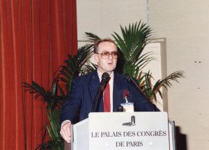 Paris Palais des Congrés 1990