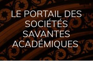 Sociétés savantes académiques