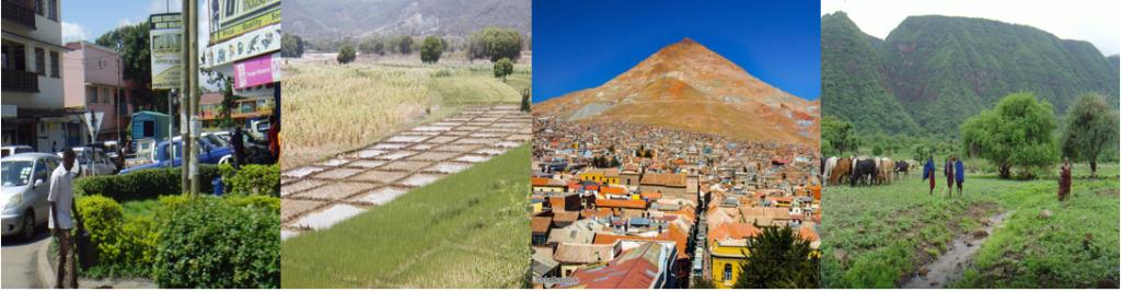 Développements et Tropicalités