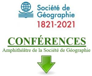 Conférences de la Société de Géographie